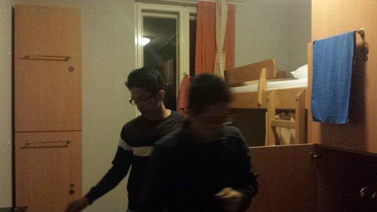 Tchaikovsky Hostel Split: View of the room