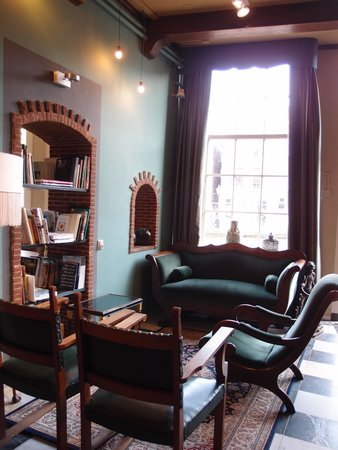 City Hotel Nieuw Minerva: lobby