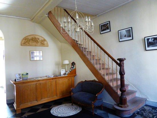 Brughia Bed and Breakfast: Foyer