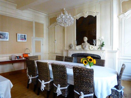 Brughia Bed and Breakfast: Breakfast room
