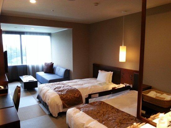 Hotel Epinard Nasu : 絆ツインルーム