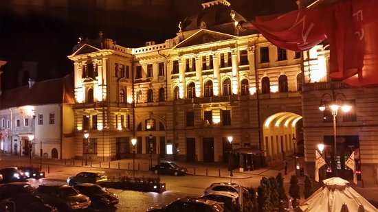 Ramada Hotel & Suites Vilnius: the view from my room