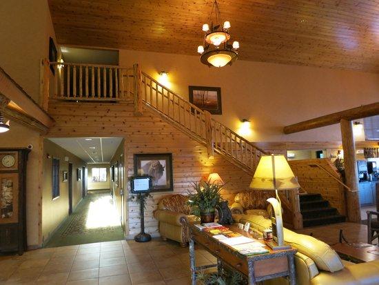 BEST WESTERN PLUS Kelly Inn & Suites : Lobby