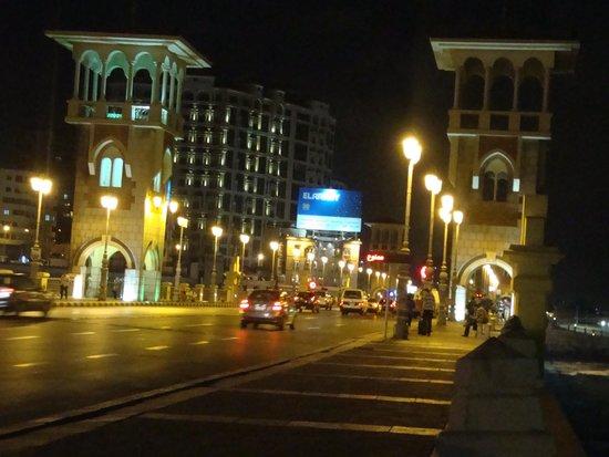 Stanley Bridge: Night View