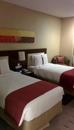 Holiday Inn Pune Hinjewadi: Room no. 317