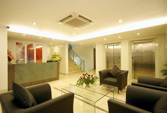 Orbett Hotels: Reception Area