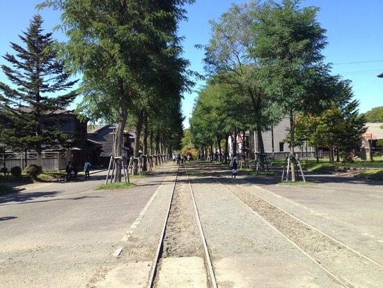 北海道開拓の村, 開拓の村