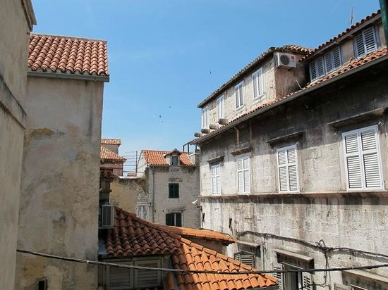 Hotel Slavija: View