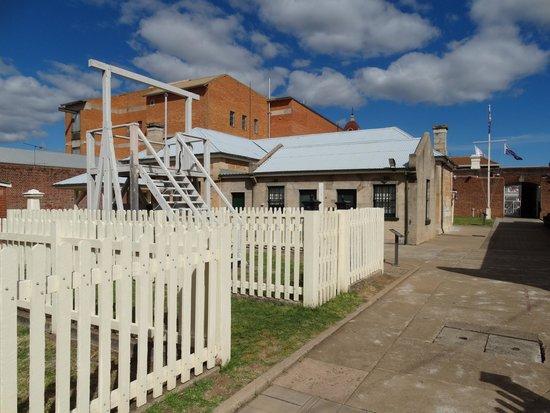Old Dubbo Gaol: Inside Old Dubbo Goal