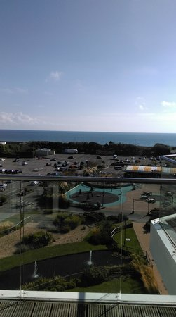 Ocean Hotel at Bognor Regis: View from our room