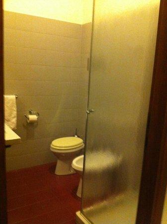 Hotel Vittoria : Bagno