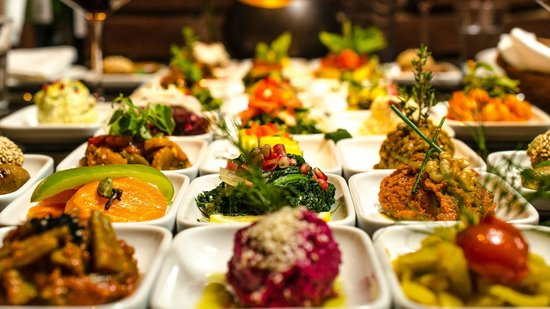 Best Syrian Restaurant London