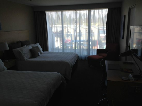 Crowne Plaza Queenstown : 部屋