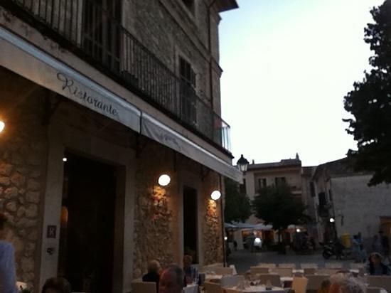 Restaurant il Giardino : Frontage