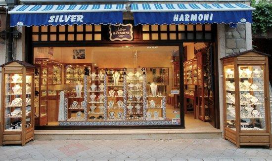 Silver Harmoni