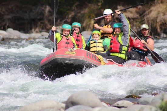 Rafting New Zealand: funtimes!!