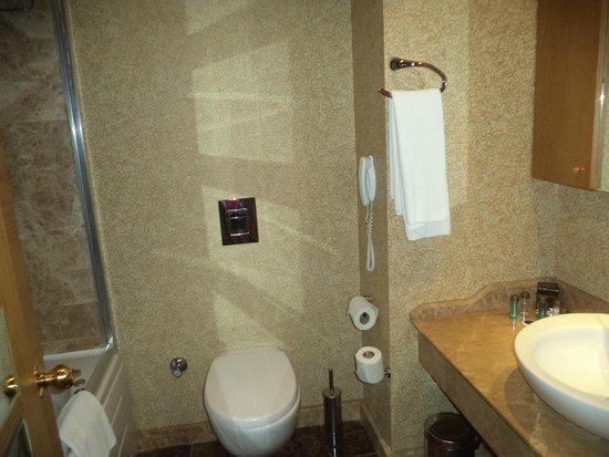 Granada Luxury Resort & Spa: banyo