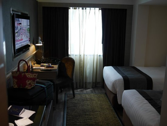 Grand Swiss Sukhumvit 11 by Compass Hospitality: Room is clean and new