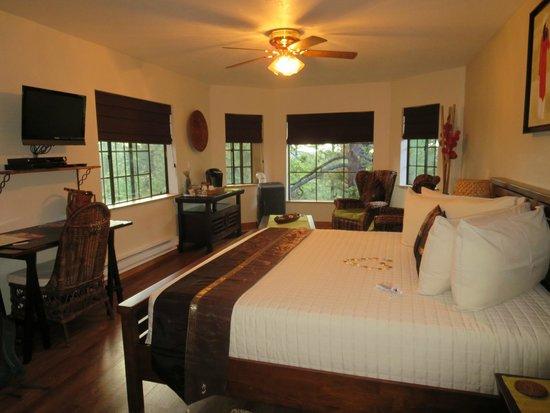 Sheridan House Inn: Great Room