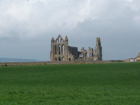 Seacliffe Hotel: Whitby Abbey