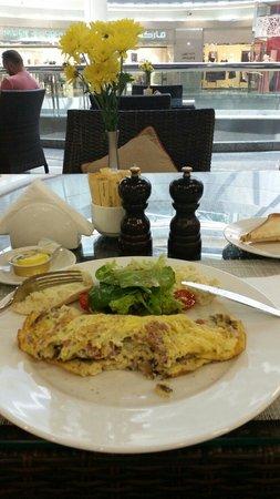 Omelette @ Mirabel
