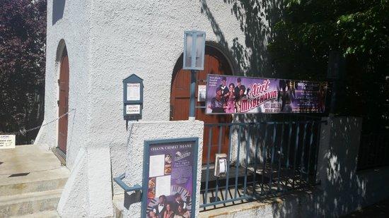 Oregon Cabaret Theatre: Oregon Cabaret Front Entrance