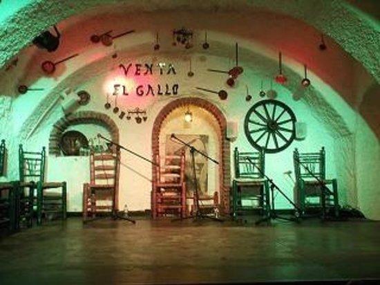 Venta El Gallo : フラメンコ
