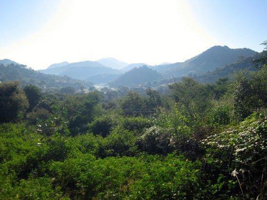 Rajasthan Trekking - Day Treks: amazing trekking terrain