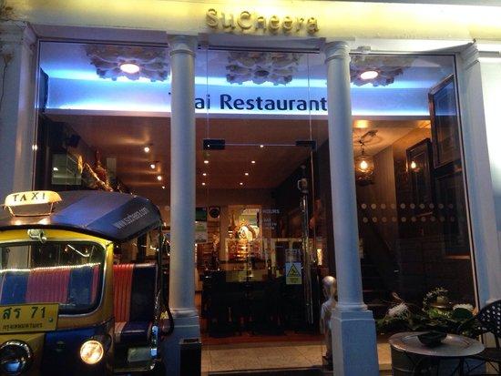 Thai Restaurants In Wells