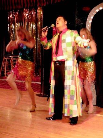 Templestowe Hotel: Broadway Show