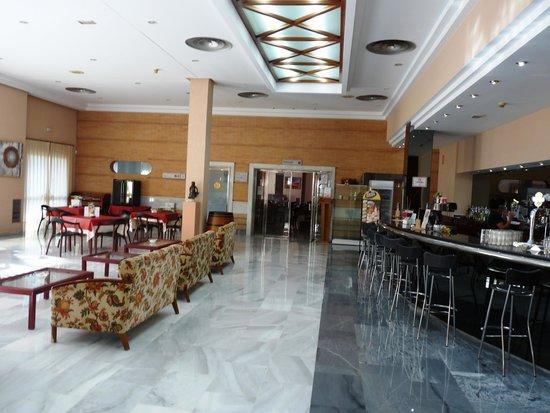 Hotel TRH La Motilla : La piscine