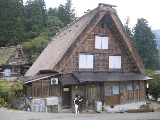 หมู่บ้าน มรดรกโลก ชิราคาวาโก๊ะ - Picture of Shirakawago Gassho Zukuri Minkaen...