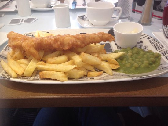 Harry Ramsden's: Fish and chips Harry ramsdens'