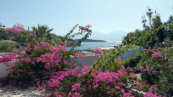 Agios Nikolaos, Greece: View of Bay