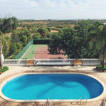Vila do Ouro: Uitzicht vanaf het appartement
