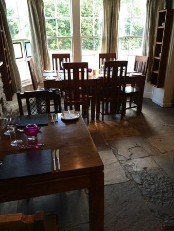 The Halford: Dining room