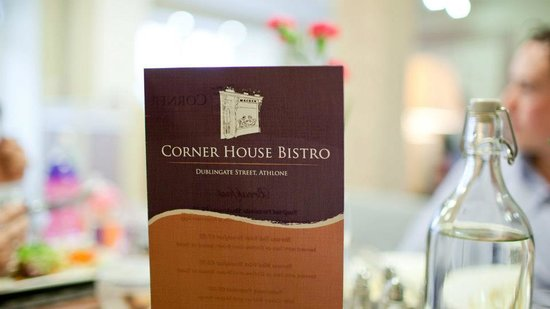 Corner House Bistro: Go on, treat yourself !