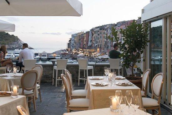 La terrazza - Picture of Palmaria Restaurant, Porto Venere - TripAdvisor
