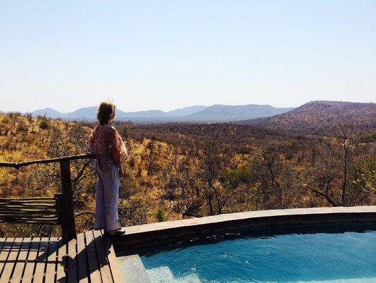 Buffalo Ridge Lodge : View, view, view