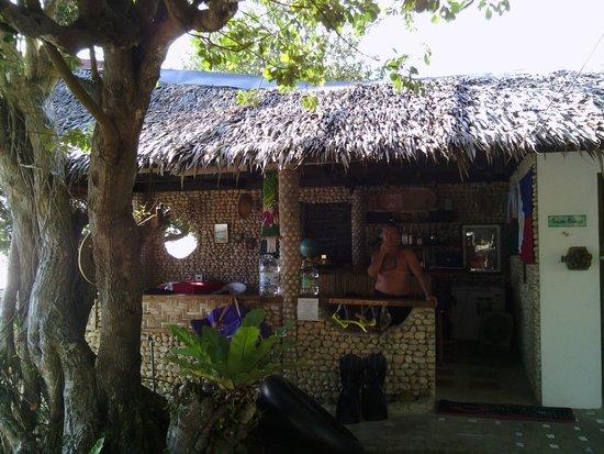 Moalboal T Breeze Coastal Resort: le restaurant