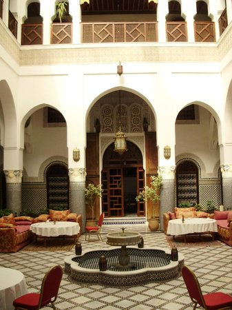 Riad El Yacout : The quest area