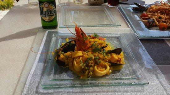 Tambakio: Seafood Risotto