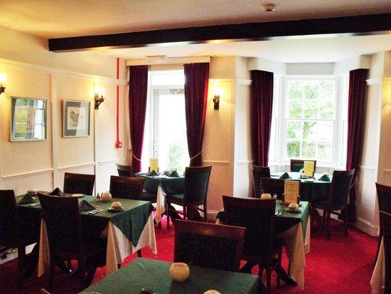 Kintail Lodge: breakfast room