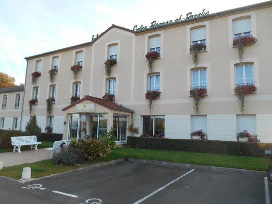 Hotel Entre Beauce Et Perche
