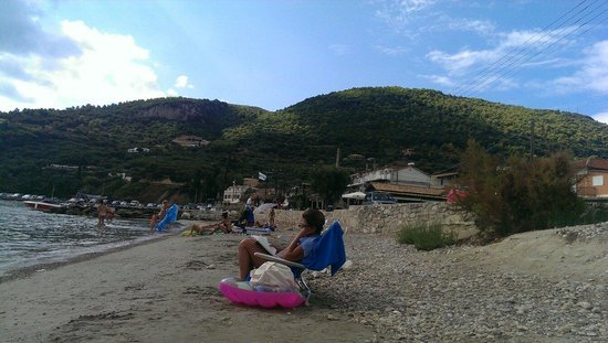 Limni Keri, Greece: Keri beach!