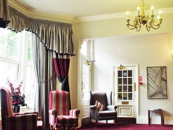 Minster Hotel: reception