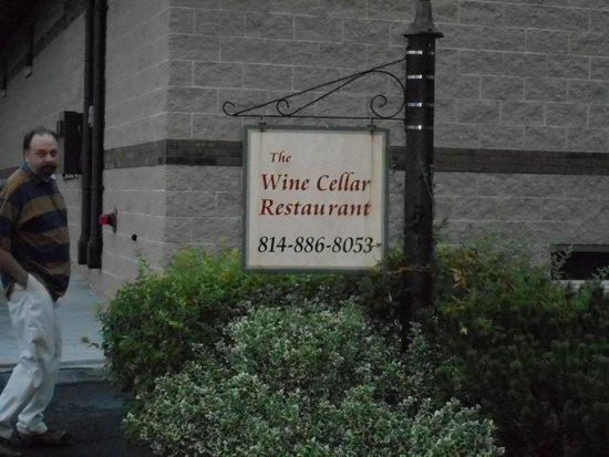The Wine Cellar Gallitzin, Pa.
