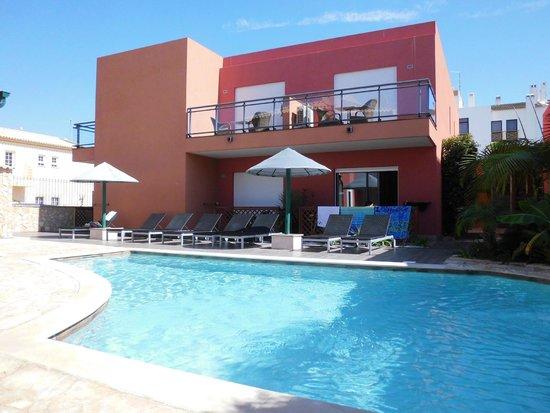 Dom Manuel Hotel: Nebengebäude