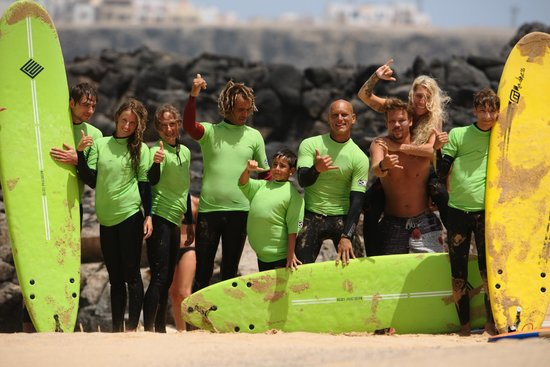 El Cotillo, Spain: Riderssurfschool