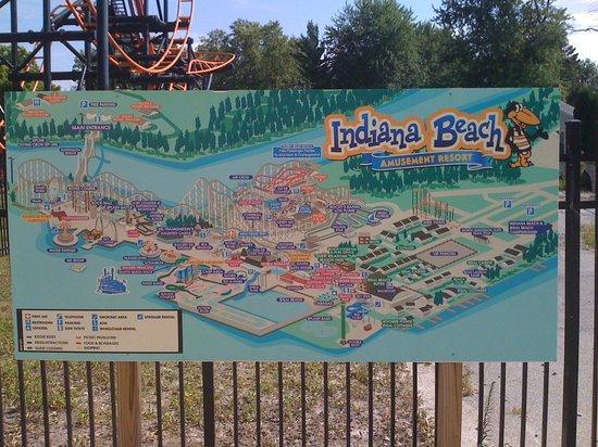 Indiana Beach Amusement & Waterpark: .